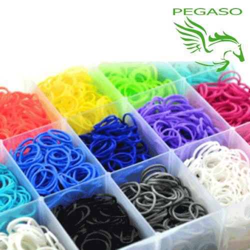 Valigetta Accessory Case Loom Bands