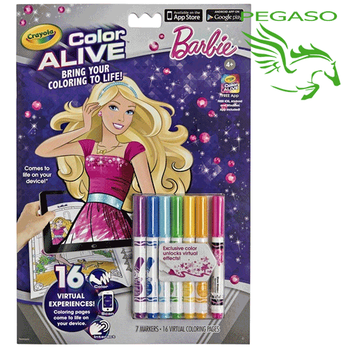 Color Alive Crayola