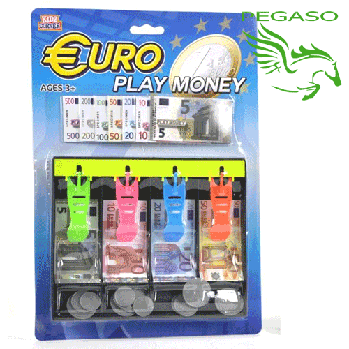 Euro play money