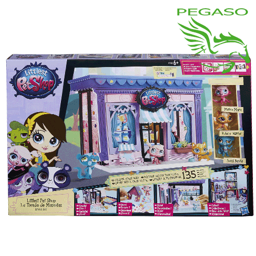 Littlest Pet Shop - Il negozio dei Littlest Pet Shop