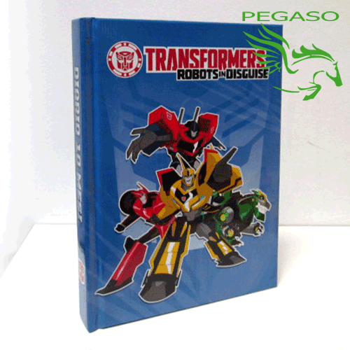 Diario Trasformers Robots in Disguise