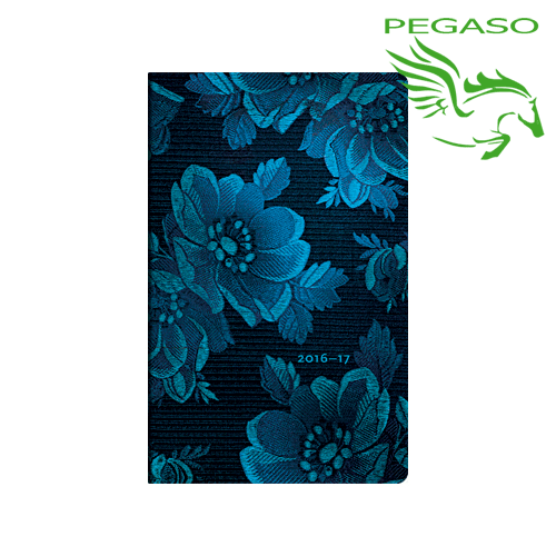 Agenda Accademica 2016-2017 Paperblanks Maxi settimanale - Blue Muse