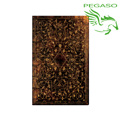Agenda Accademica 2016-2017 Paperblanks Maxi settimanale - Grolier
