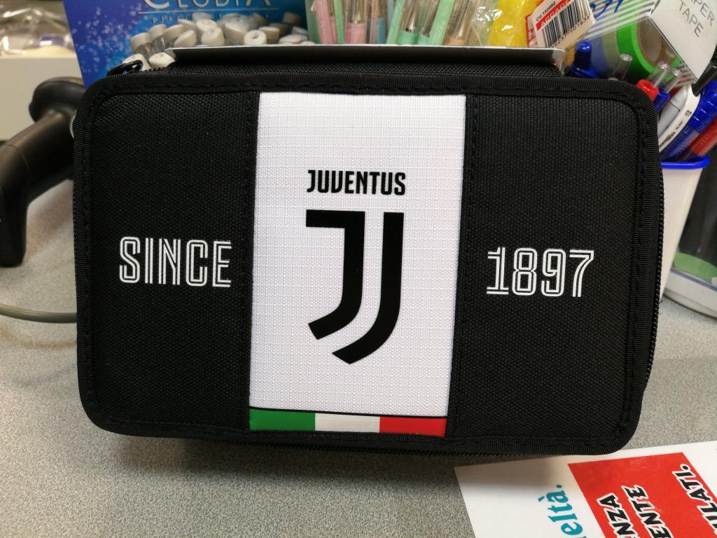 be15fbdfb6 Astuccio Completo Juventus Seven a tre piani