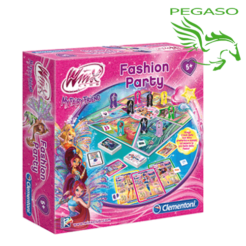 Gioco Winx Fashion Party