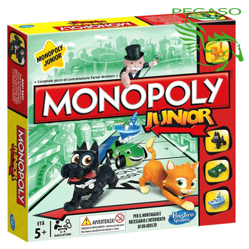 Gioco Monopoly Junior