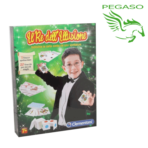 Gioco - Re dell'illusione
