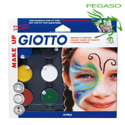Ombretti cremosi Giotto Make Up