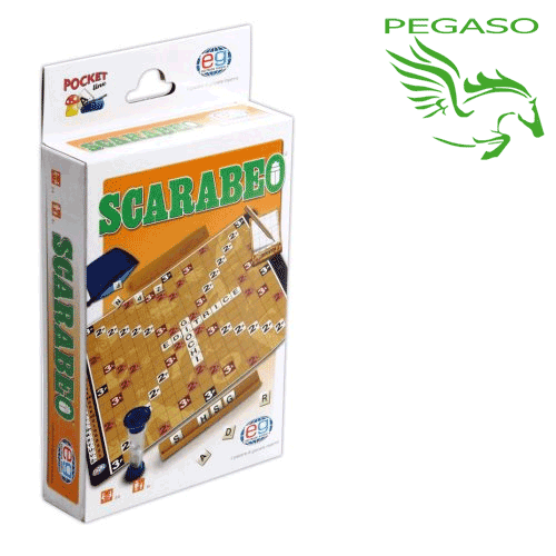 Gioco travel - Scarabeo