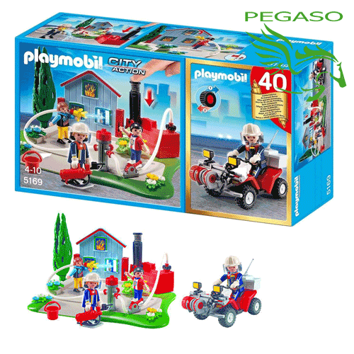 Playmobil City - 5169