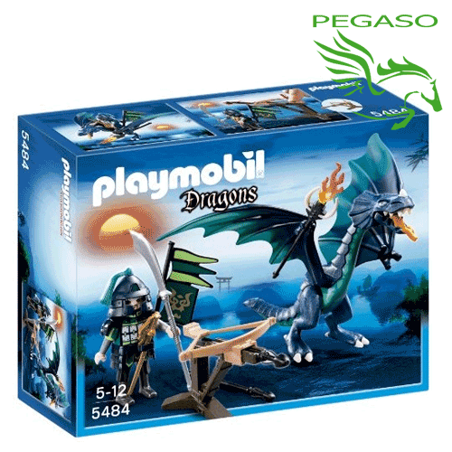 Playmobil Dragons - 5484