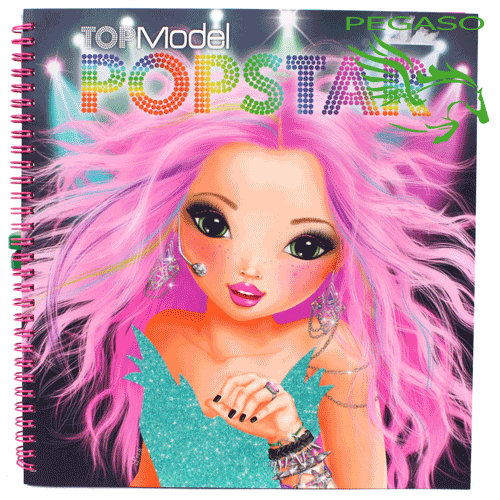 Crea la tua Top Model Popstar