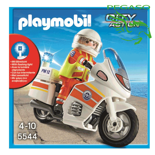 Playmobil City - 5544
