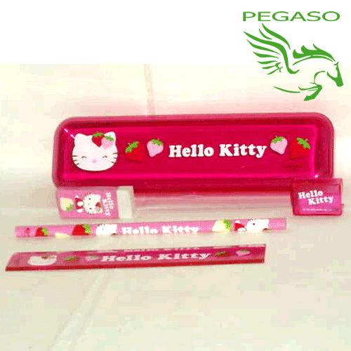 Stationery set - Hello Kitty