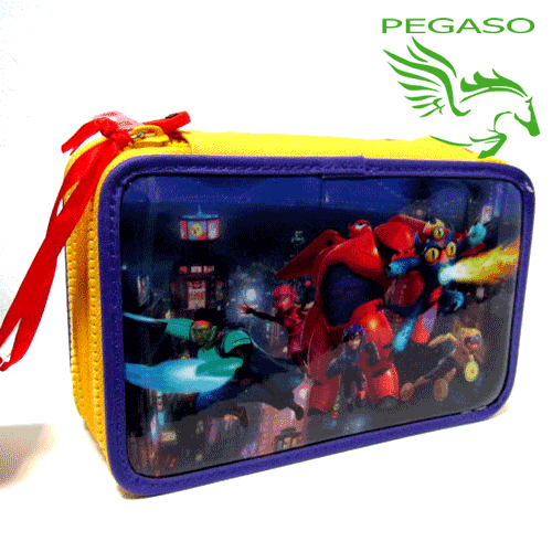 Astuccio completo Big Hero 6