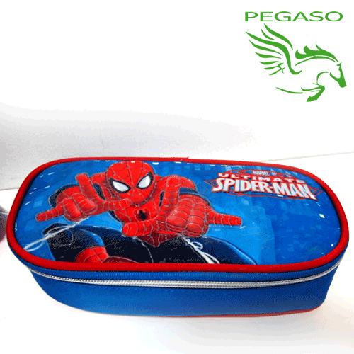 Busta ovale Spiderman