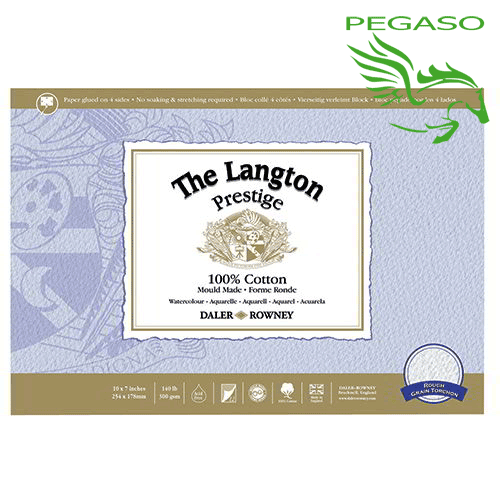Blocco Acquerello The Langton Prestige