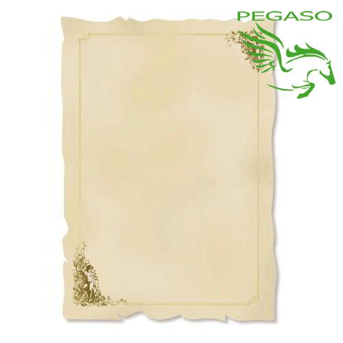 Cartoleria pegaso chioggia sottomarina for Immagine pergamena da colorare