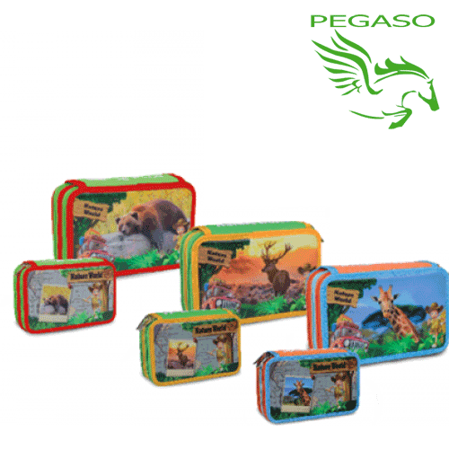 Astuccio completo Nature World - B3