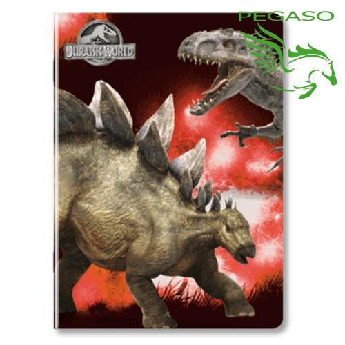 Maxi quaderno Jurassic World