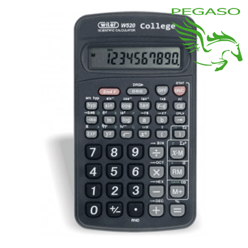 Calcolatrice scientifica W520