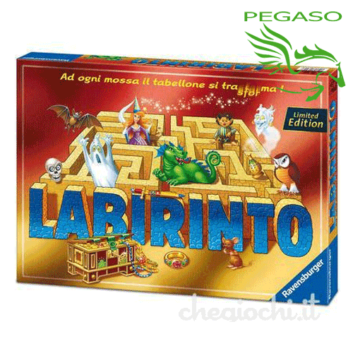Labirinto limited edition