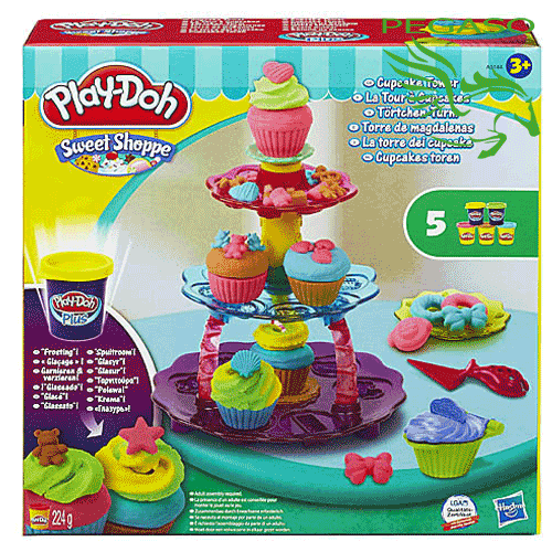 Play-Doh - Torre dei CupCake