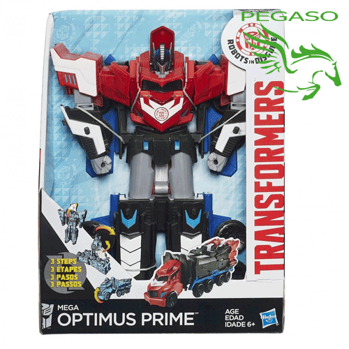Transformers Mega Optimus Prime