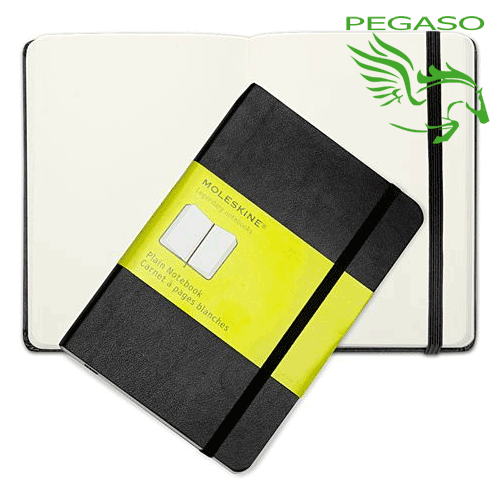 Taccuino Plain Notebook - Large