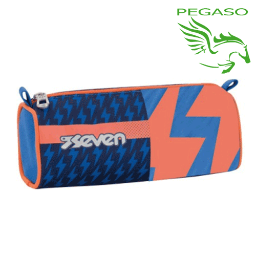 Busta Seven Flash Up - Blu arancio