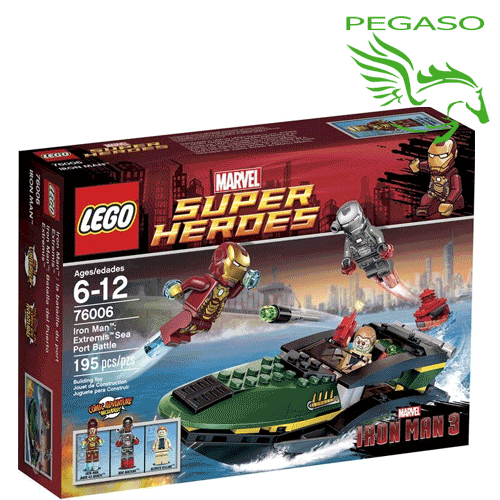 Lego Marvel - Super Heroes 76006
