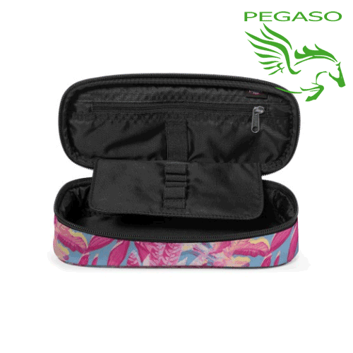 Busta Eastpak oval - Pink Jungle