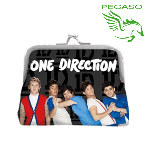 Porta monete One Direction clic clac
