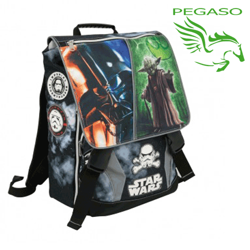 Zaino Estensibile Star Wars Kids